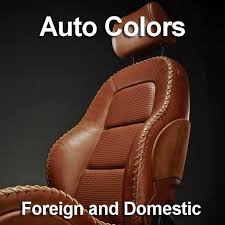 to go to our auto color charts