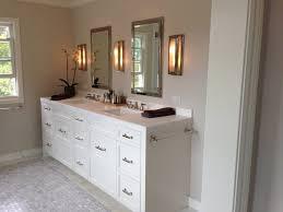 Restoration Hardware Dillon Pulls Contemporary Bathroom Evars Gorgeous Restoration Hardware Kitchen Cabinet Pulls