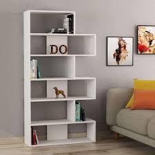 White modern bookshelf Pearl Only N2 Bookcasebookcasewhitecontemporary Bookshelf Modern Designer Bookcases Modern Furniture Deals Up To 70 Off Bookcases