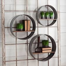 decoration shelf multi glass rack unit pertaining to metal wall shelf plan from metal wall