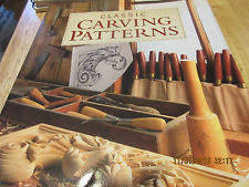 Wood Carving Patterns Magnificent Wood Carving Patterns EBay