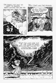 a comic book adaptation of edgar allan poe s poignant poem  annabel lee 3