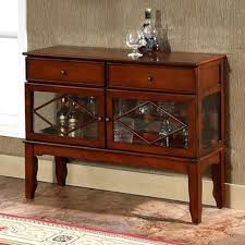 buffet cabinet with glass doors buffet cabinet sideboard storage table rustic wood furniture glass doors drawers