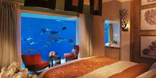 Plain Underwater Hotel Atlantis Incredible Room In Dubai Will Make Inside Impressive Design