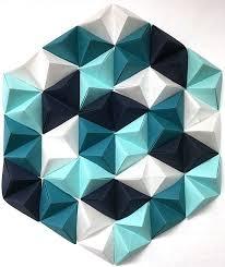 diy geometric paper wall art on 3d paper wall art ideas with diy geometric paper wall art paper walls diy wall art and diy wall