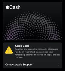 Maybe you would like to learn more about one of these? Apple Cash Card Restricted For Life Apple Community