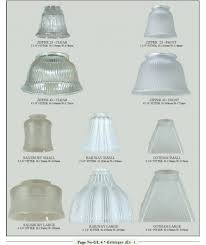 replacement glass for chandeliers