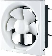 wall mount fan 12 mounted