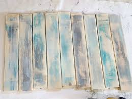 here are what my boards look like after the light sanding 3 steps to make