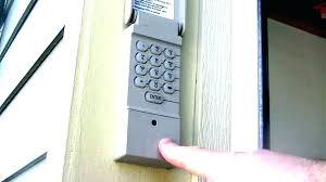overhead door remote programming genie garage door opener keypad programming overhead door remote keypad garage opener