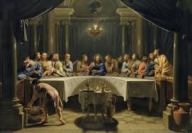 the last supper painting the last supper by jean baptiste de champaigne