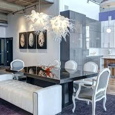 black dining room chandelier modern dining room chandeliers distressed white dining table black black wrought iron
