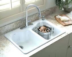 kohler cast iron undermount kitchen sink kitchen sinks for kitchen sink white kitchen sink white kitchen