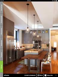 pendant lighting for island. Pendant Lights Over Island...would Be Even Prettier With Edison Bulbs Lighting For Island