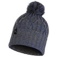 «<b>Шапка Buff</b> Knitted&Polar Hat Alina Grey серый ONESIZE ...