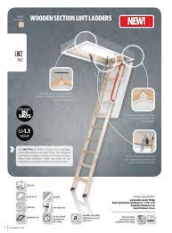 2016 fakro loft ladder catalogue standard en 14975 12 13 lwzplus ladder diagram