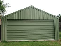 Taurean Roller Door Systems for Sheds and Homes | Steel Sheds in ...