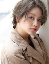 Rui似合わせショートカットジェンダーレス ヘアカタログ Violet