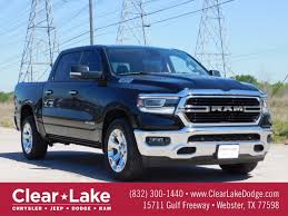 PRE-OWNED 2019 RAM 1500 BIG HORN/LONE STAR WITH NAVIGATION