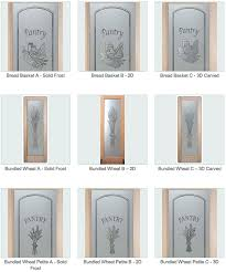 interior etched glass pantry door sans soucie art artistic terrific 6 etched glass pantry