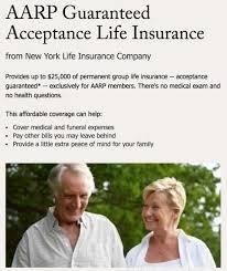 aarp life insurance review guaranteed