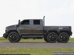 Late model 6x6 conversion Duramax Kodiak | Fast and cool wheels ...