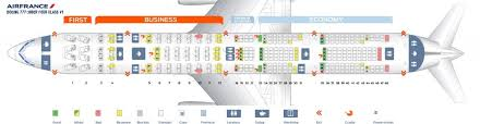 American Airlines Seating Chart 777 300 Air France Fleet Boeing 777 300er Details And Pictures