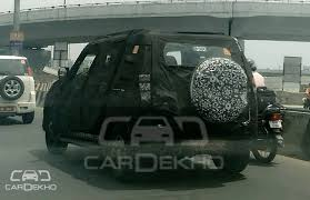 new car launches in chennaiNew Mahindra Bolero spied testing in Chennai  Business Standard News