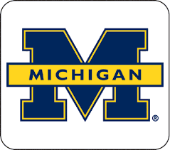 Image result for university of michigan mascot