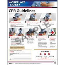 Cpr Chart 2016 Cpr Guidelines Instructional Chart