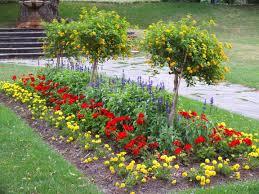 garden flower beds design ideas