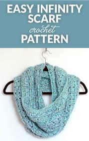 Free Infinity Scarf Crochet Pattern Unique Crochet Infinity Scarf Dabbles Babbles