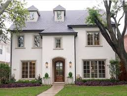 More white stucco style, like doorway and entry most