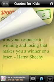 Sportsmanship Quotes