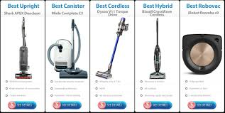 Vacuum Range Chart Best Vacuum Cleaner The Ultimate Guide Clean Smartly