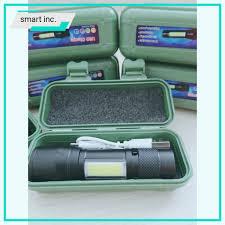 Bình luận Đèn Pin Siêu Sáng Mini Bóng Led XPE COB Có Zoom Phóng To Chống  Nước Cầm Tay Chuyên Dụng Sạc Điện USB Nhỏ Gọn