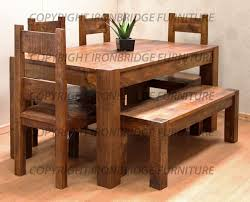 Rustic Dining Table And Chairs Farmhouse Full Size Of Dining Room