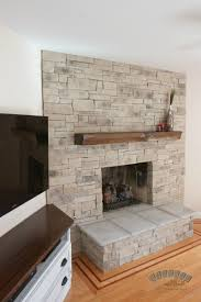 stone fireplace surround kit remarkable furniture reclaimed stone fireplaces best this style stone is