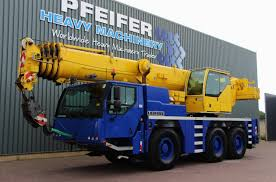 Liebherr Crane Load Chart Liebherr Ltm1055 3 2 Telescopic Cranes Phm Id 10447