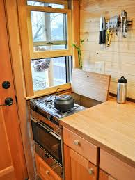 Very Small Kitchen Storage Tiny Homes That Are Big On Storage Hgtvs Decorating Design