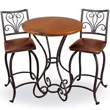 79 examples special furniture antique wrought iron square seat bar stools combined round dining table comfy for exciting conversation ideas loves design