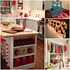 Christmas Kitchen Lowes Deck The Halls And Walls And All Event All Things Gd