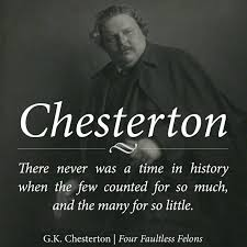 Chesterton Quotes Delectable GK Chesterton Quote Words To Live By Pinterest Activities