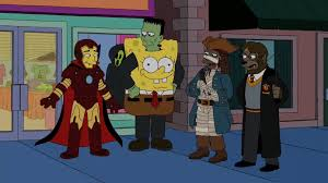 Vote For Your Favorite Episode Of The Simpsons Treehouse Of Horror Simpson Treehouse Of Horror Episodes