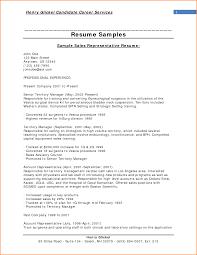 Magnificent Sales Rep Resume Objective Elaboration Documentation