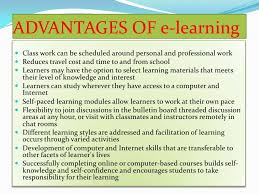 advantages and disadvantages of onl advantages and disadvantages of online learning essay
