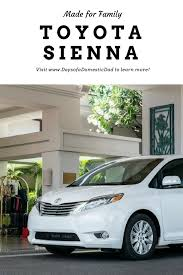 There is Room for the Whole Family in the 2017 Toyota Sienna