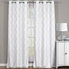 paisley curtain panels thermal blackout grommet curtains pair