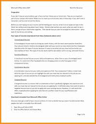 Combination Resume Template Word 14 Best Of Combination Resume