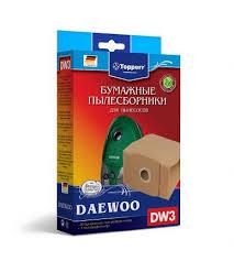 Мешки <b>пылесборники Topperr DW</b> 3 (5 шт. + Ф.)